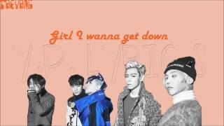 BIG BANG – FXXK IT Lyrics (Han|Rom|Eng) Color Coded