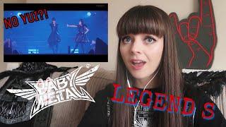 BABYMETAL Legend S Reaction Part 1 | CallieSakura