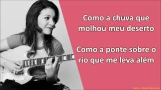 Priscila Alcântara - Além do Véu (Com letra)