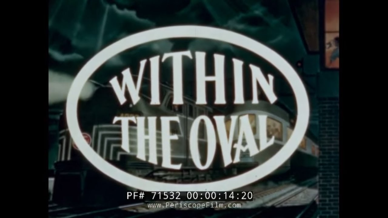 "New York Central System Railroad ""Within The Oval"""