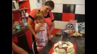 Baicu Maria Alexandra la 2 anisori