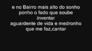 Carlos do Carmo Lisboa menina e moça