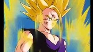SSJ2 Gohan Theme Gohan Angers - DBZ Dragon Ball Z