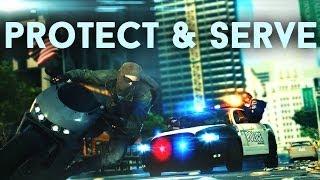 PROTECT & SERVE | BATTLEFIELD HARDLINE MONTAGE