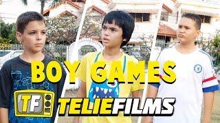 Boy Games - Short Film