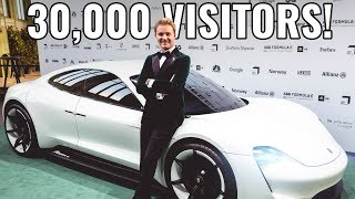 I CREATED MY OWN TECH FESTIVAL WITH 30,000 VISITORS | NICO ROSBERG | GREENTECH FESTIVAL