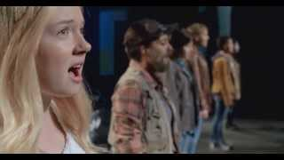 """Supernatural - Carry On Wayward Son - Musical [200th Episode """"Fan Fiction""""][HD]"""