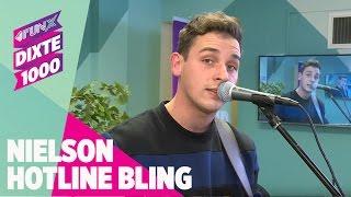 Nielson covert Hotline Bling van Drake (DiXte 1000)