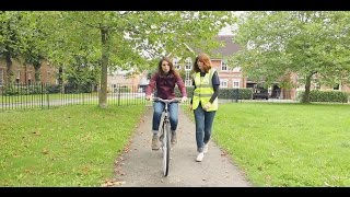 How to teach an adult to ride a bike quickly and simply