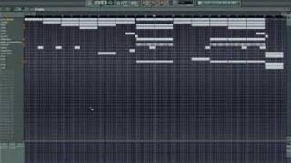 Techno Song, Using FL Studio