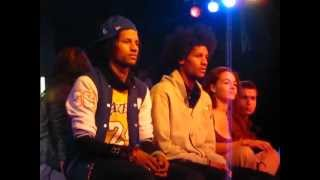 Les Twins Unique Musicality