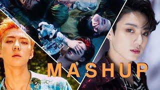 iKON & EXO & BTS :: 'Killing Me X Ko Ko Bop X Airplane Pt.2' (MASHUP)