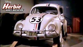 Herbie Goes Bananas (1980) - Jail scene, Herbie The love bug translation feat - Joaquin Garay III