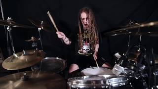 $UICIDEBOY$ - For The Last Time - Drum Cover