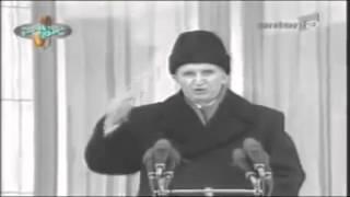 Marele adevar spus de Ceausescu