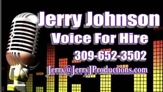Jerry Johnson DRY VOICE