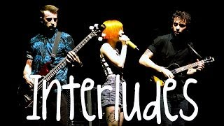 Paramore Live - Interlude: Moving On, Holiday, I'm Not Angry Anymore @ CFE Arena Orlando, FL