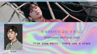 SF9 - Easy Love (쉽다) {lyrics Han|Rom|Eng}