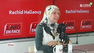 L'Info en Face avec Dr. Houria Rhoulam