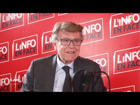 Video : L'Info en Face avec Thierry de Montbrial