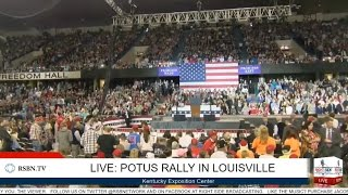 FULL EVENT: President Donald Trump Holds MASSIVE Rally in Louisville, KY 3/20/17