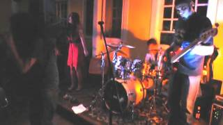 La Marcha de la Bronca - Adefesio - Live at Avant Garden - Houston TX - 5-28-10