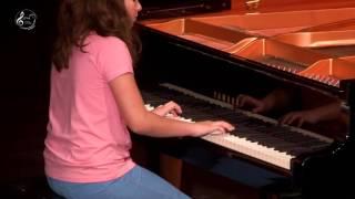 Concurso de Piano Olga Prats - Inês Brandão Leite - Tocata em Dó Maior, Carlos Seixas
