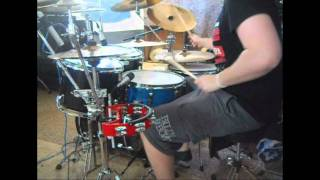 Santana (feat. Chad Kroeger) - into the night - drum cover by Hannes Gouws