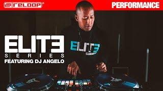 Reloop RP-8000 MK2 & ELITE feat. DJ Angelo (Performance)