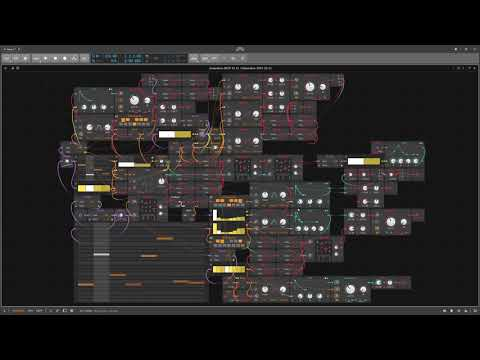 Generative-2019-12-11 - Space Bleeps - Bitwig Studio #Gridnik