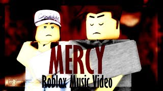 Mercy - Shawn Mendes [Roblox Music Video]