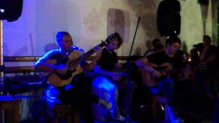 No volvere - GIPSY KINGS ( live rumba flamenca-Cafe Bar Sloboda-Tuzla)