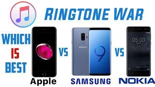 iPhone Ringtone Trap Remix Vs Samsung Ringtone Remix Vs Nokia Ringtone Remix