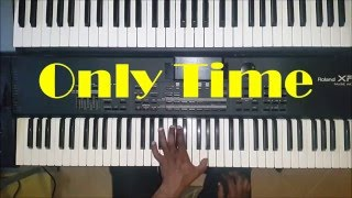 Enya Only Time Piano Cover and Instrumental