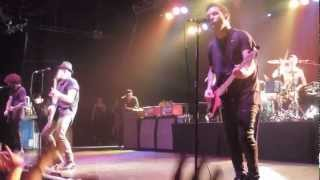 Fall Out Boy - Light Em Up (Live Palace Theatre, Melbourne 27/3/13)