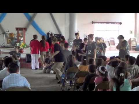 Freqanoia Missions Nicaragua 2012