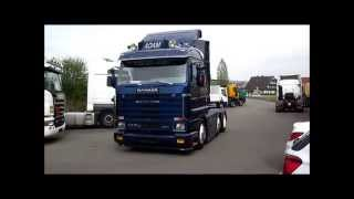 """old dreams"" Scania 143 450 Streamline"