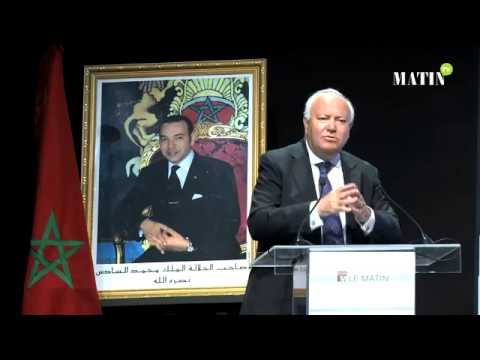 Intervention de Miguel Angel Moratinos, ancien ministre des Affaires étrangères de l'Espagne