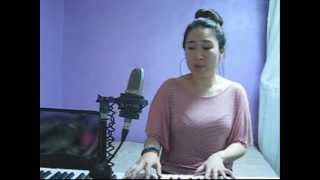 "Robin Thicke ""All Tied Up"" (Piano cover by Anna)"