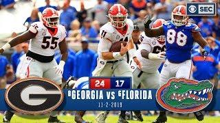 No.8 Georgia vs No.6 Florida Recap: Dawgs cage Gators wire to wire, control SEC East | CBS Sports HQ