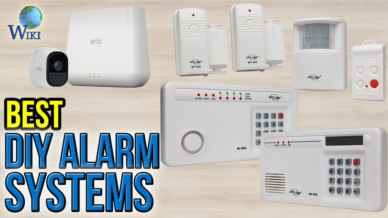 Best Self Monitored Home Security System Acworth GA