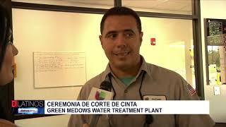 Nueva planta de tratamiento de agua en el condado Lee