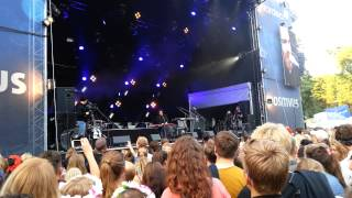 Chet Faker - Talk Is Cheap live at Positivus 2014