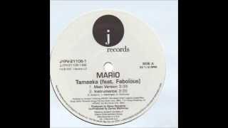 Mario ft. Fabolous - Tameeka