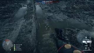 Battlefield 1 dynamic weather  : Rain Effect