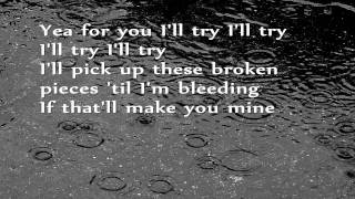 Bruno Mars - It Will Rain Lyrics HQ