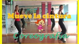 Mueve la cintura - El Chevo ft. Papayo. Coreografía Fitness