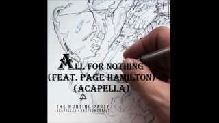 Linkin Park - All For Nothing (feat.Page Hamilton) (Acapella)
