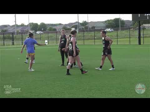 Video Thumbnail: 2019 College Championships, Women's Pre-Quarter: Wisconsin vs. Colorado