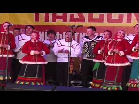 Maslenitsa Russian Festival with Pyatnitsky Choir – London 2012 Pt.1